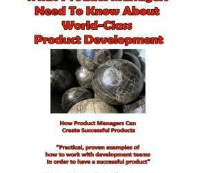 Books product management today new book what product managers need to know about world class product development fandeluxe Images